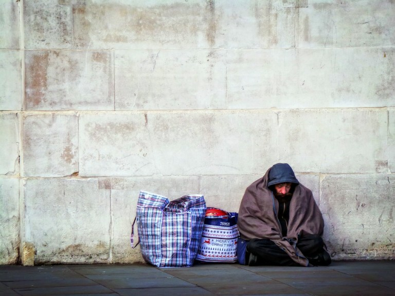 Homelessness and the Church