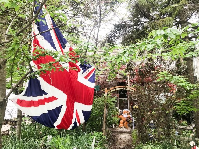 The British Cottage