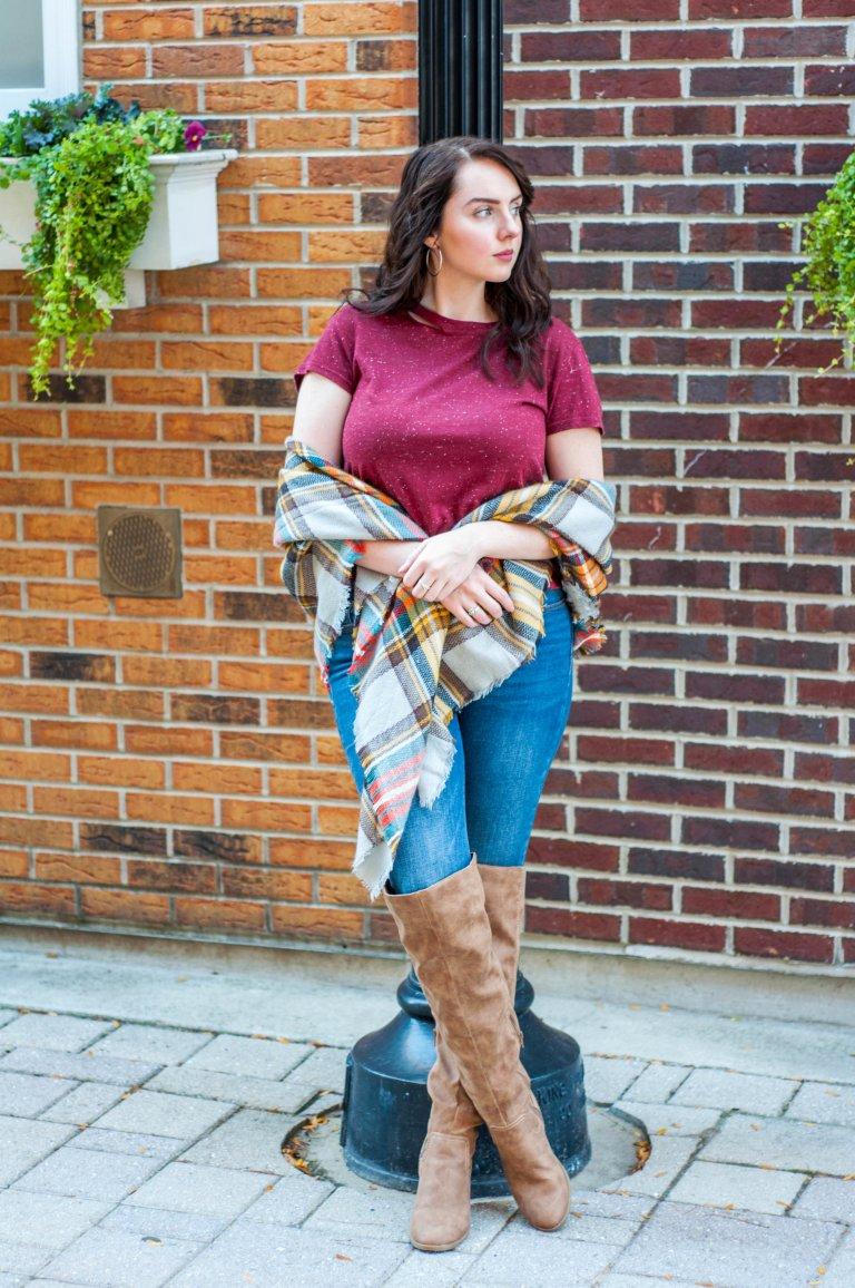 Fall into Fashion | Enzee Lookbook