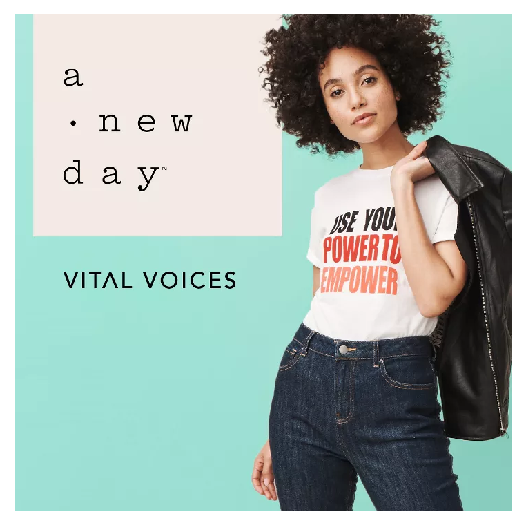 This New Target Line Takes A Stand Against Injustice
