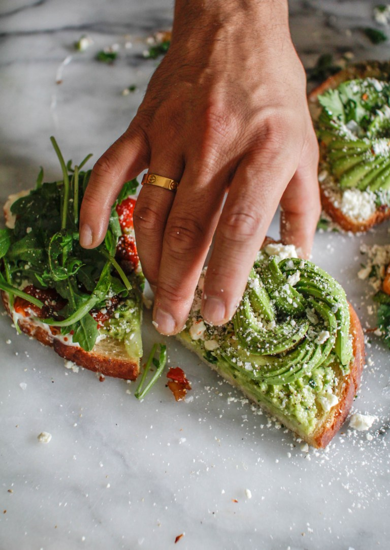 Build Community Over Brunch + Avocado Toast Recipe | In The Kitchen With Sauté + Rose