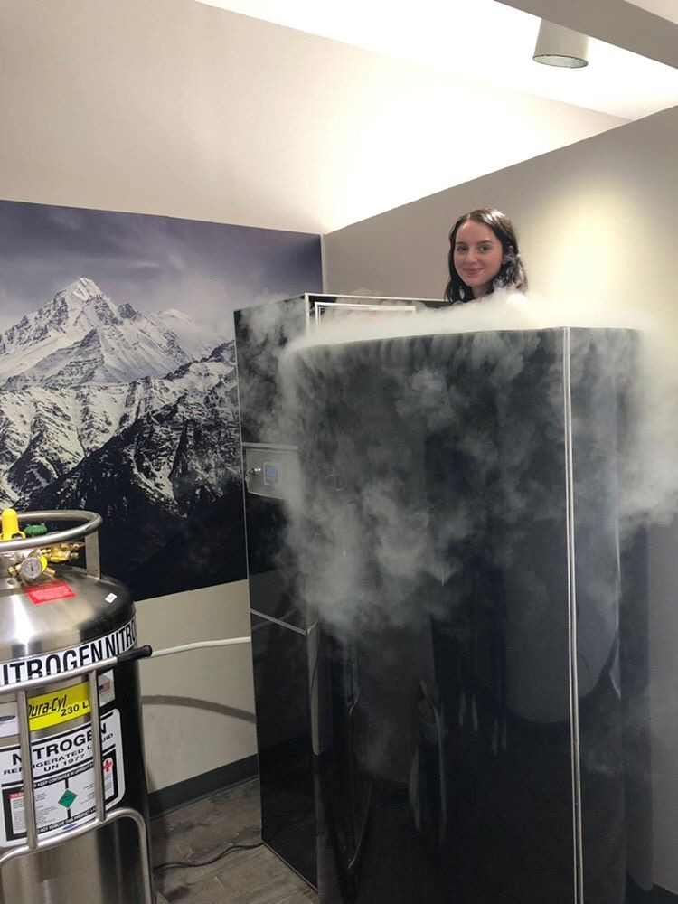 My Cryotherapy Experience  | Crxyo Wheaton