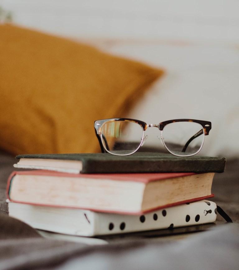 5 Books On My Shelf | Autumn TBR