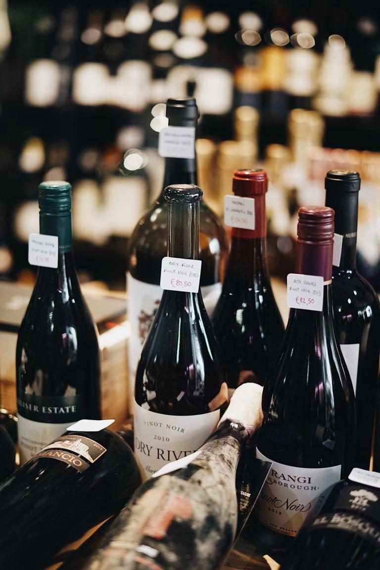 Best Wine Glasses For Red + White Wine