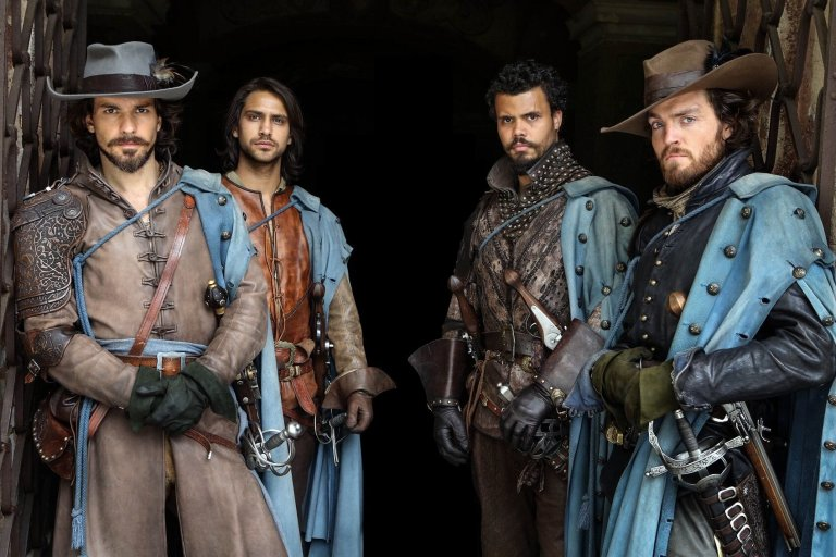 """Why """"The Musketeers"""" Is The Greatest Period Drama To Exist"""