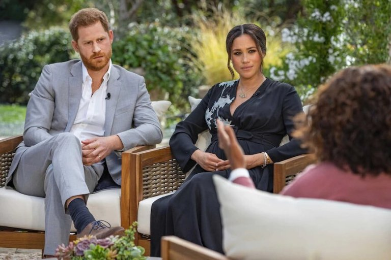 Meghan Markle's Story And Mental Health Resources By Country