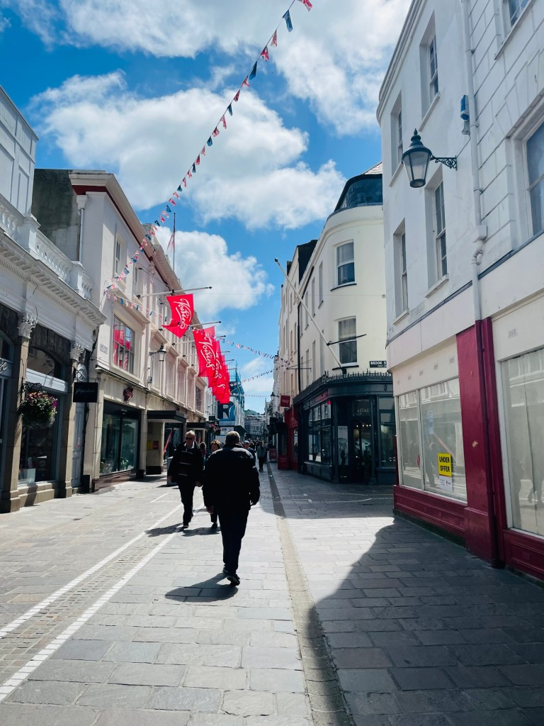 A Self-Guided Walking Tour of St. Helier, Jersey