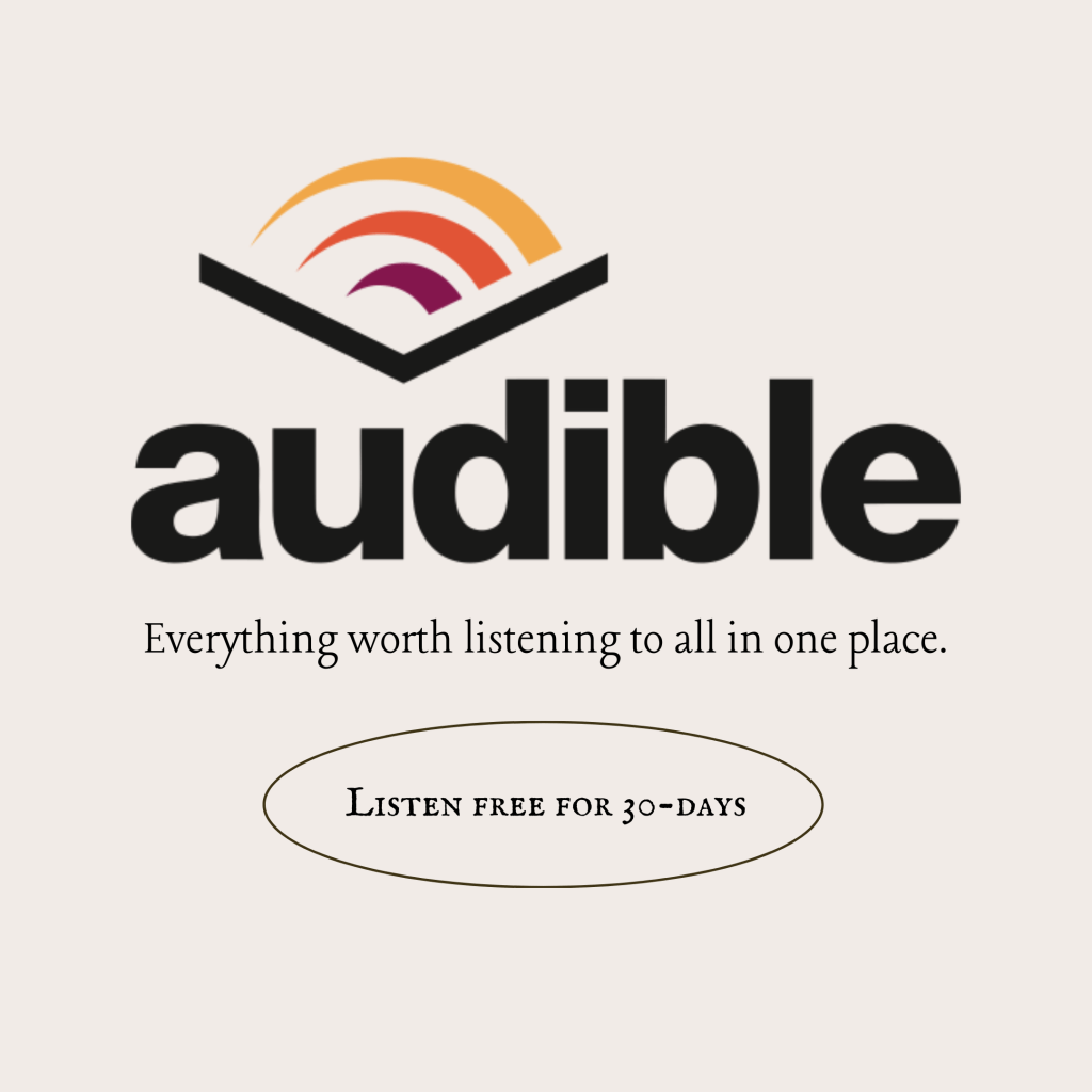 Audible Free 30-Day Trial